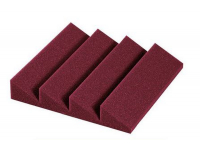 "DST114BUR24 - Designer Series Treatment Studiofoam 114 Series (24-pack, 1'x1'x2"", Burgundy)"