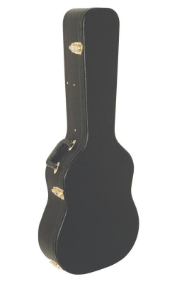 GCC5000B - Hardshell Molded Classical Guitar Case