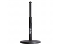 DS7200B - Adjustable Height Desktop Stand, Black