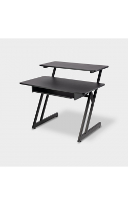 WS7500B - Wood Workstation (Black)
