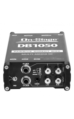 DB1050 - Passive Multimedia DI Box