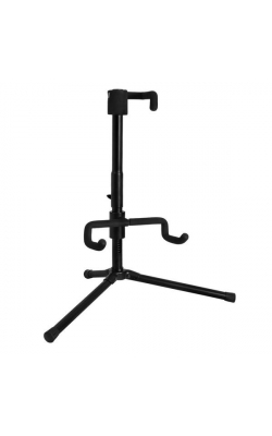 GS7140 - Push-Down Spring-Up Locking Electric Guitar Stand