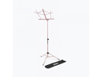 SM7122PKB - Compact Sheet Music Stand (Pink, with Bag)