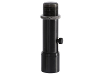 QK-2B - Quik-Release Mic Adapter, Black