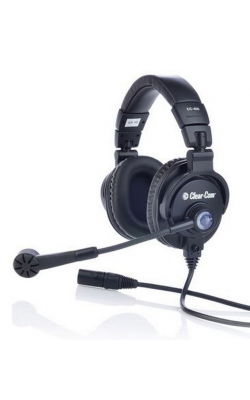 CC-400-X4 - Double-Ear Headset with XLR-4 Connector
