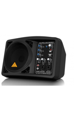 B205D - Active 150-Watt PA/Monitor Speaker System