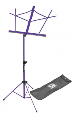 SM7122PB - Compact Sheet Music Stand with Bag