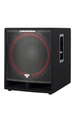 "CVI-118S - CVi Series Portable 18"" Subwoofer"