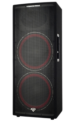 "CVI-252 - CVi Series Portable Dual 15"" Full Range Speaker"