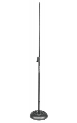 MS7201QRB - Quik-Release Round-Base Mic Stand