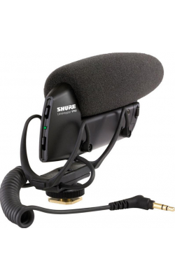 VP83 - Camera-mount shotgun microphone