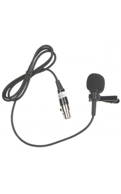 LM-60 - Lapel Mic with TA4F Plug