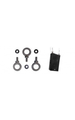M10 KIT-W - Includes: 3x M10 forged-shoulder, steel eyebolt ki