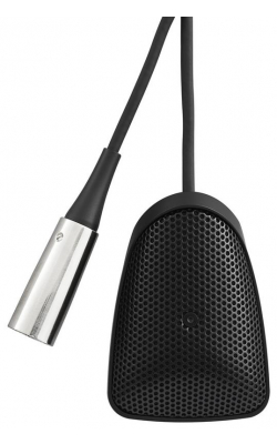 CVB-B/C - Centraverse Series Boundary Condenser Microphones (Black, Cardioid)