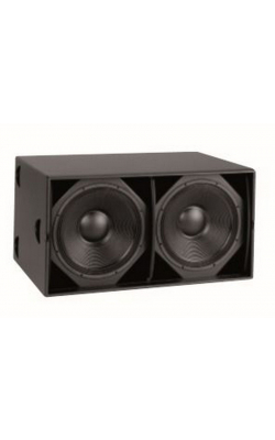 WS218X - Dual Driver Vented Sub-Bass System
