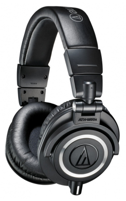 ATH-M50X - M-Series Professional Monitor Headphones