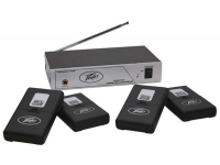 PEAVEY ASSISTED LIST - Peavey Assisted Listening System 72.1 MHz