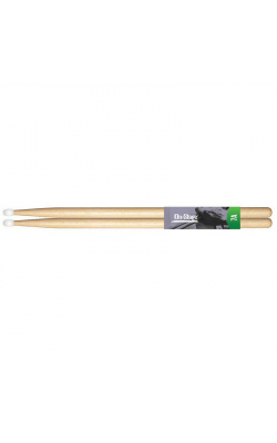 AMH7AN - American Made Hickory Drumsticks (7A, Nylon Tip)