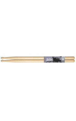 AMH5BW - American Made Hickory Drumsticks (5B, Wood Tip)