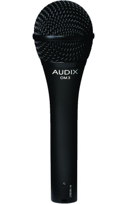 OM3 - OM Series Vocal Microphone