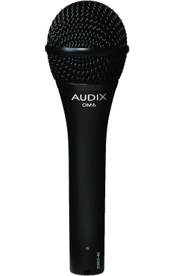 OM6 - OM Series Lead Vocal Mic with Extended Range