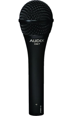 OM7 - OM Series Touring Vocal Microphone