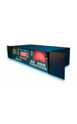 MODEL R490 - Traditional Spinning Wheel Strobe Tuner (Rackmount)