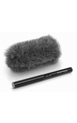 MKE 600 - The MKE600 is a small shot gun microphone with a h