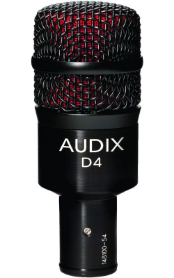 D4 - Dynamic Drum and Instrument Mic