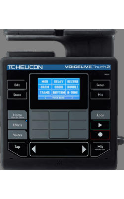 VOICELIVE TOUCH 2 - TC HELICON VoiceLive Touch 2