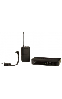 GLXD14/B98-Z2 - GLX-D Series Wireless Clip-On Instrument Mic System