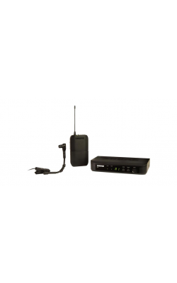 BLX14/B98-J10 - BLX Series Instrument System with WB98H/C Microphone (J10 Band, 584-608 MHz)