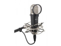 MTR201 - Capacitor Condenser Microphone with Accessories (S