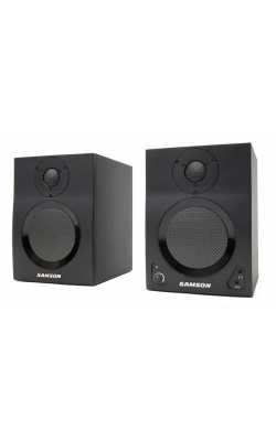 "MEDIA ONE BT4 - Active 2-way Bluetooth Monitors 4"" Driver (pair)"