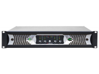 nXp3.04 - nX Series 4ch 12kW Network Power Amplifier w/Protea DSP