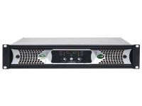 nXp3.02 - nX Series 2ch 6kW Network Power Amplifier w/Protea DSP