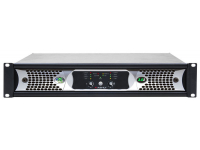 nXe3.02 - nX Series 2ch 6kW Network Power Amplifier