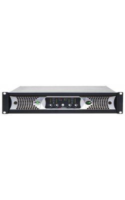 NXP1.54 - nX Series 4ch 6kW Network Power Amplifier w/Protea DSP
