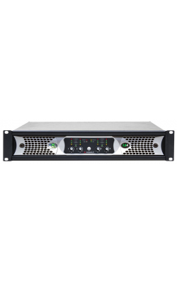 NXE1.54 - nX Series 4ch 6kW Network Power Amplifier