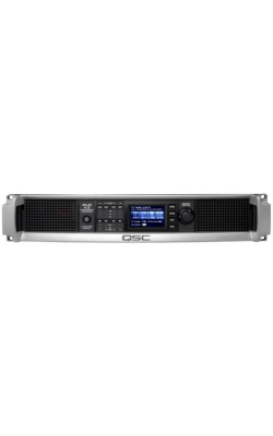 PLD4.5-XX - PLD Series 4.2kW 4ch Processing Amplifier