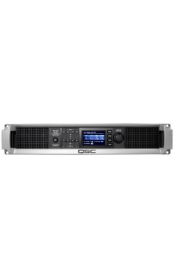 PLD4.3-XX - PLD Series 2.5kW 4ch Processing Amplifier