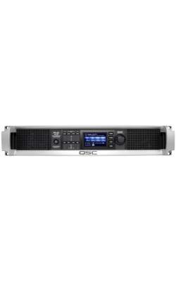 PLD4.2-XX - PLD Series 1.6kW 4ch Processing Amplifier