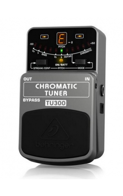 TU300 - Ultimate Guitar/Bass Tuner - Gives