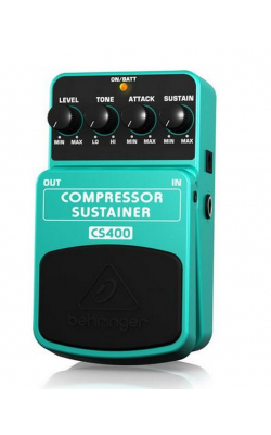 CS400 - Ultimate Dynamics Effects Pedal -