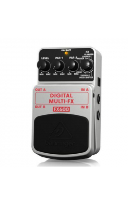 FX600 - Digital Stereo Multi-Effects Pedal