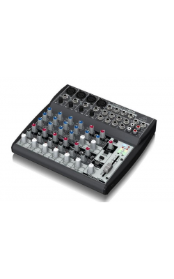1202 - Premium 12-Input 2-Bus Mixer with Xenyx Mic Preamp