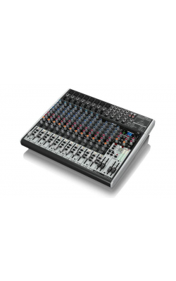 X2222USB - Premium 22-Input 2/2-Bus Mixer with XENYX Mic Prea