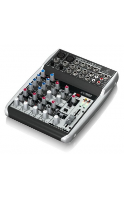 Q1002USB - Premium 10-Input 2-Bus Mixer with XENYX Mic Preamp