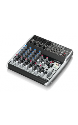 Q1202USB - Premium 12-Input 2-Bus Mixer with XENYX Mic Preamp