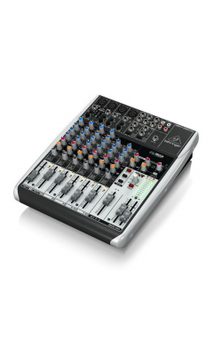 Q1204USB - Premium 12-Input 2/2-Bus Mixer with XENYX Mic Prea